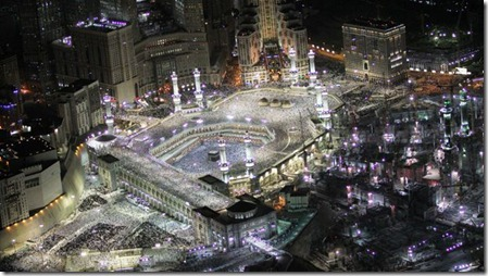islam on The Story of the building of Kaabah in Makkah Al Mukarramah