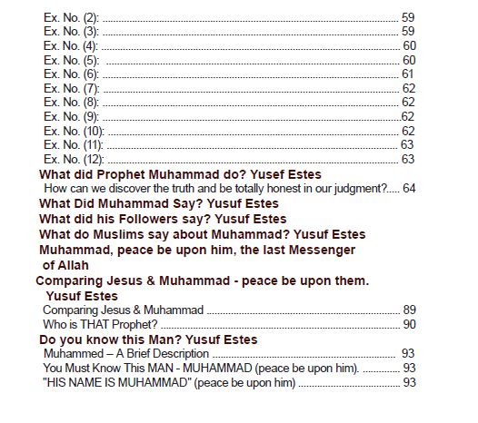 Who is Muhammad (Peace Be Upon Him)?