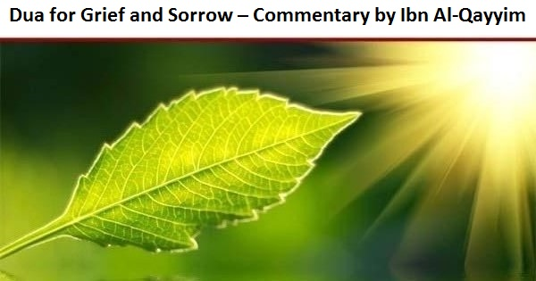 Dua for Grief and Sorrow – Commentary by Ibn Al-Qayyim | IqraSense com