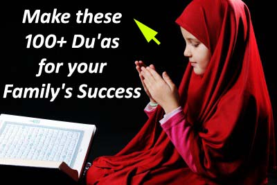 dua parents success children