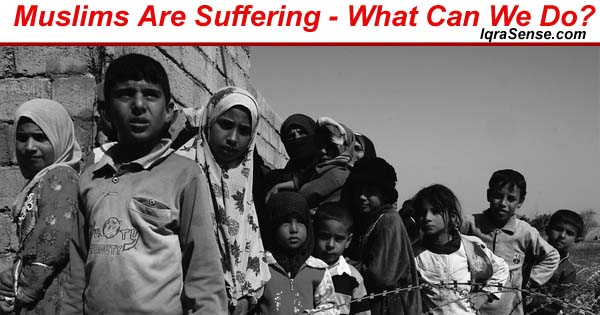 muslim suffering needs
