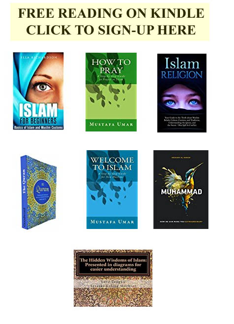 read download islamic kiindle books