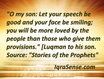 luqman speech quran