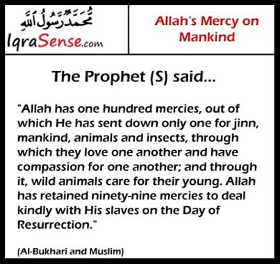 prophet hadith God Faith