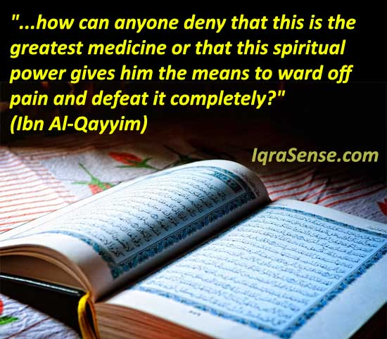 quran power ibn al-qayyim