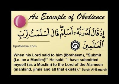 Obedience in Islam