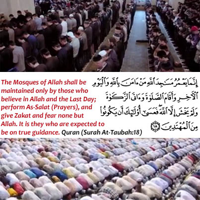 muslims believers mosques convert islam