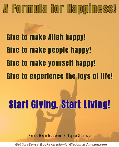 giving in Islam
